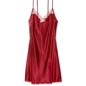 Victoria's Secret Lace-Trim Slip